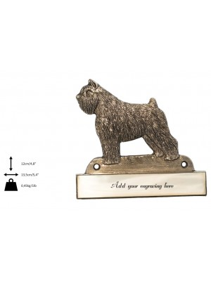 Bouvier des Flandres - tablet - 1668 - 9688