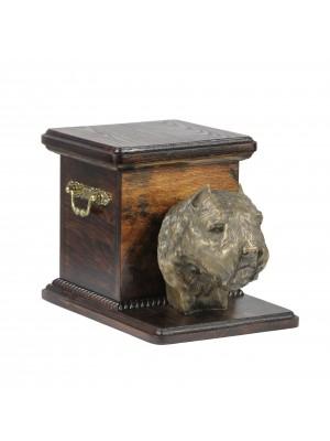 Bouvier des Flandres - urn - 4107 - 38611