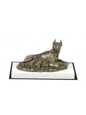 Boxer - figurine (bronze) - 4557 - 41129