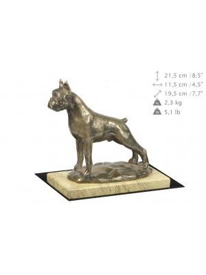 Boxer - figurine (bronze) - 4640 - 41627