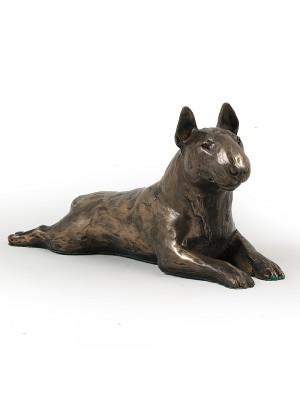 Bull Terrier - figurine (bronze) - 586 - 2655