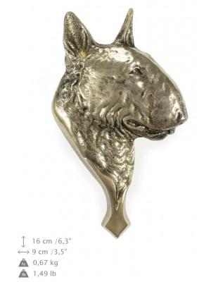 Bull Terrier - knocker (brass) - 322 - 7256