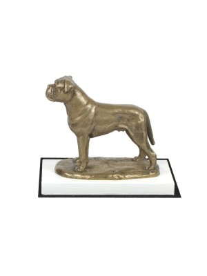 Bullmastiff - figurine (bronze) - 4561 - 41174