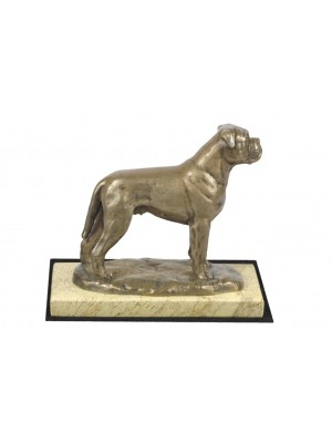 Bullmastiff - figurine (bronze) - 4649 - 41672
