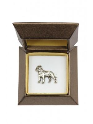 Cane Corso - pin (silver plate) - 2628 - 28909