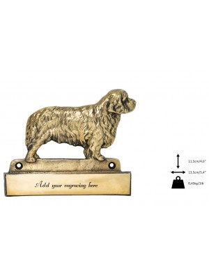 Clumber Spaniel - tablet - 1687 - 9764