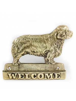 Clumber Spaniel - tablet - 489 - 8052
