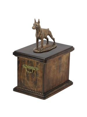 Doberman pincher - urn - 4048 - 38198