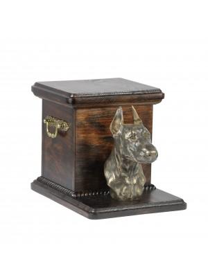 Doberman pincher - urn - 4124 - 38714