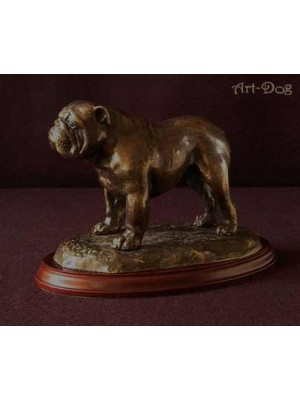 English Bulldog - figurine - 668 - 2311
