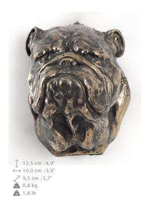 English Bulldog - figurine (bronze) - 431 - 9888