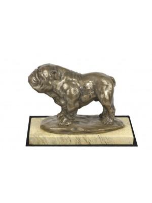 English Bulldog - figurine (bronze) - 4645 - 41652