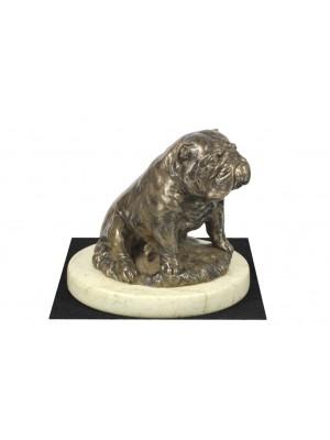 English Bulldog - figurine (bronze) - 4648 - 41667
