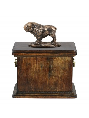 English Bulldog - urn - 4042 - 38162