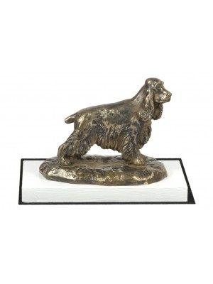English Cocker Spaniel - figurine (bronze) - 4566 - 41225