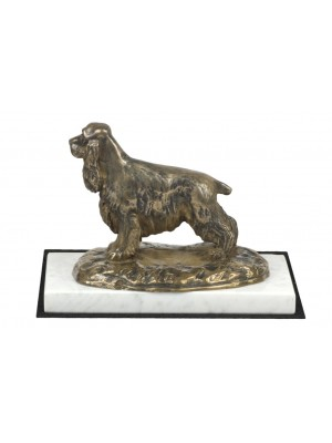 English Cocker Spaniel - figurine (bronze) - 4611 - 41471