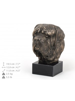 English Mastiff - figurine (bronze) - 212 - 9139