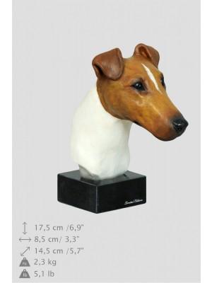 Foksterier Gładkowłosy - figurine - 2337 - 24882