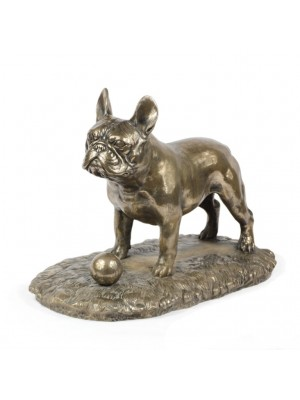 French Bulldog - figurine (bronze) - 2241 - 22381