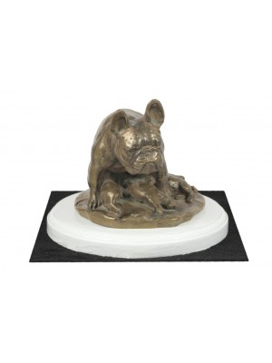 French Bulldog - figurine (bronze) - 4569 - 41253