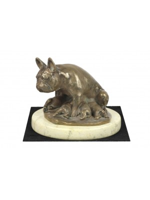 French Bulldog - figurine (bronze) - 4658 - 41717