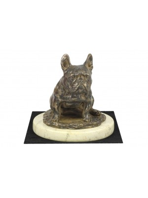 French Bulldog - figurine (bronze) - 4663 - 41742