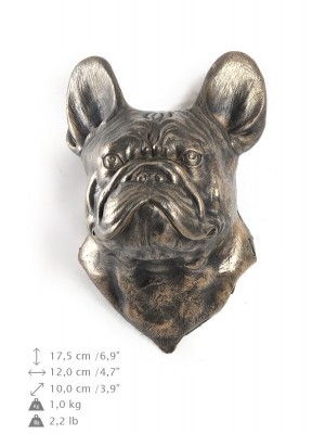 French Bulldog - figurine (bronze) - 540 - 9894