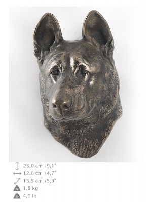 German Shepherd - figurine (bronze) - 541 - 9895