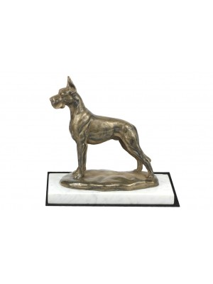 Great Dane - figurine (bronze) - 4618 - 41507