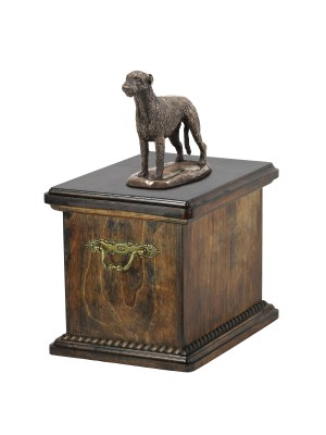 Irish Wolfhound - urn - 4058 - 38269