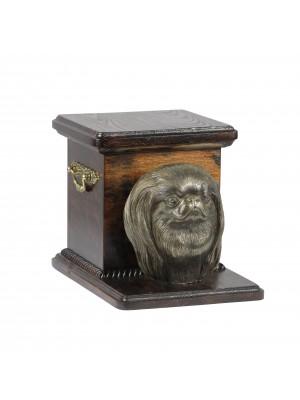 Japanese Chin - urn - 4143 - 38832