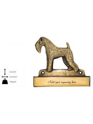 Kerry Blue Terrier - tablet - 1674 - 9712
