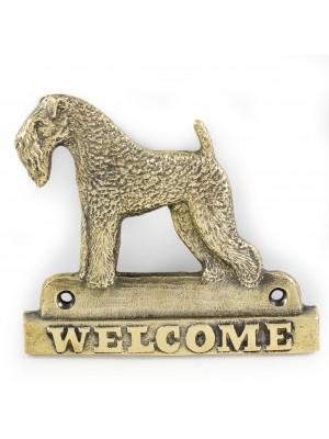 Kerry Blue Terrier - tablet - 509 - 8132