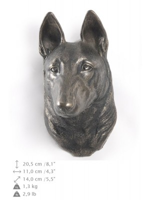 Malinois - figurine (bronze) - 549 - 9907