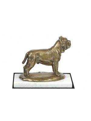 Neapolitan Mastiff - figurine (bronze) - 4635 - 41602
