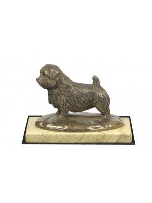 Norfolk Terrier - figurine (bronze) - 4671 - 41782