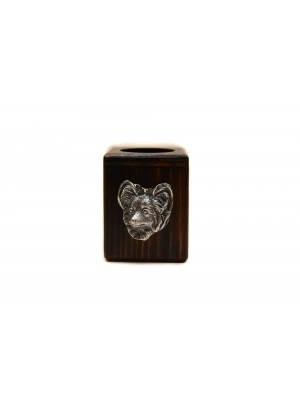 Papillon - candlestick (wood) - 4011 - 37960