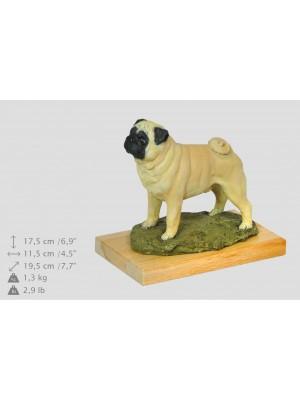 Pug - figurine - 2356 - 24950