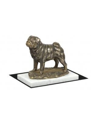 Pug - figurine (bronze) - 4626 - 41557