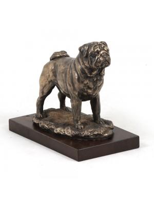 Pug - figurine (bronze) - 615 - 2735