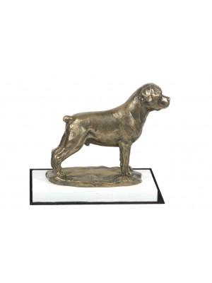 Rottweiler - figurine (bronze) - 4580 - 41315