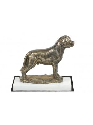 Rottweiler - figurine (bronze) - 4590 - 41365