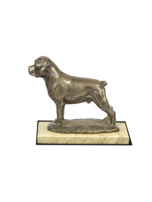 Rottweiler - figurine (bronze) - 4674 - 41797