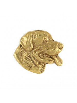 Rottweiler - pin (gold plating) - 2373 - 26139