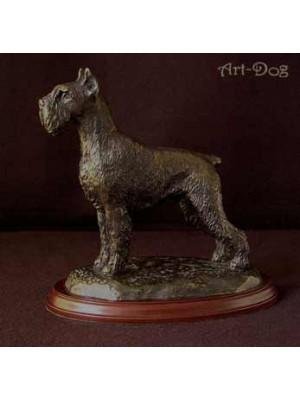 Schnauzer - figurine - 709 - 3594