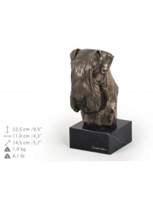Schnauzer - figurine (bronze) - 300 - 9179