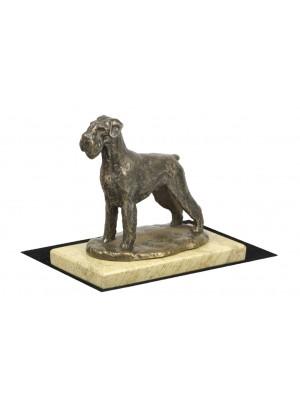 Schnauzer - figurine (bronze) - 4676 - 41807