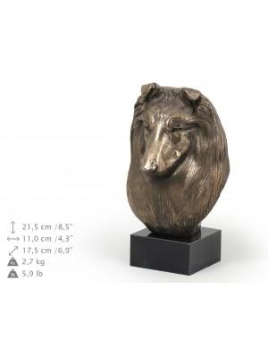 Shetland Sheepdog - figurine (bronze) - 301 - 9180