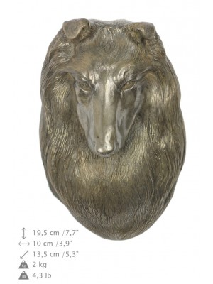 Shetland Sheepdog - figurine (bronze) - 565 - 22160