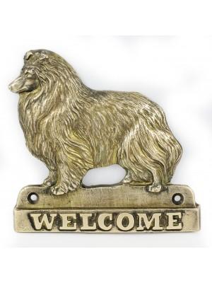 Shetland Sheepdog - tablet - 522 - 8180